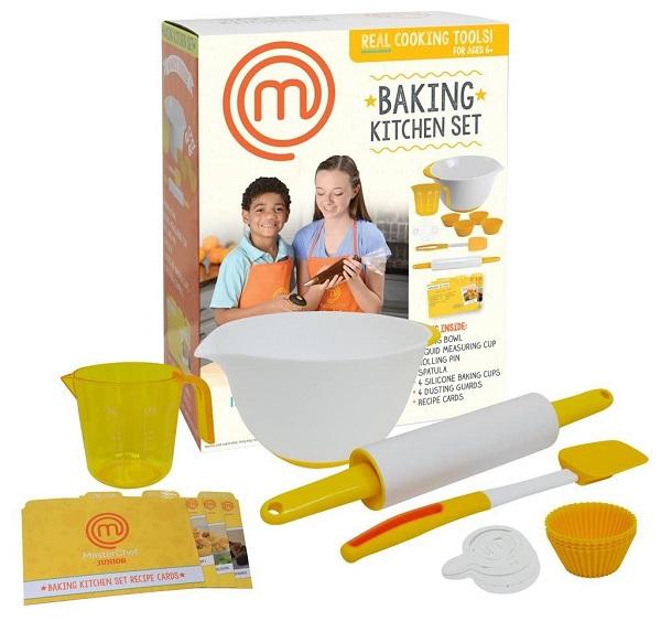 Masterchef Junior 7PC Baking Set For Kids