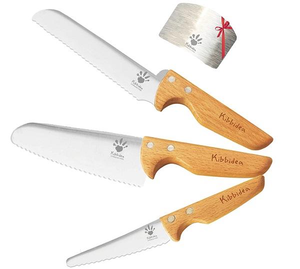 Kid's Friendly Steel Knives
