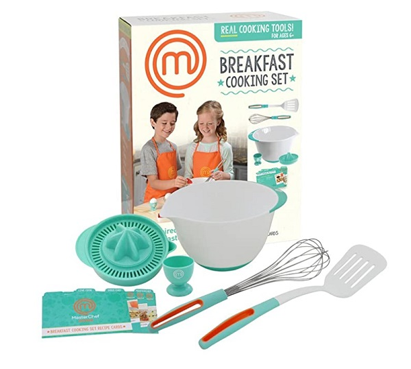 Breakfast 6-pc Cooking Set For Kids