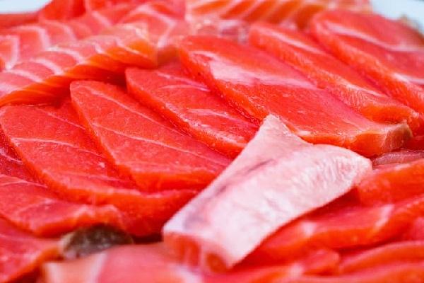Trout (2.8 mg – per 100 Grams)