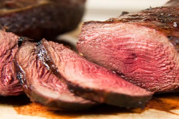 Goose Meat (1.2 mg – per 100 Grams)
