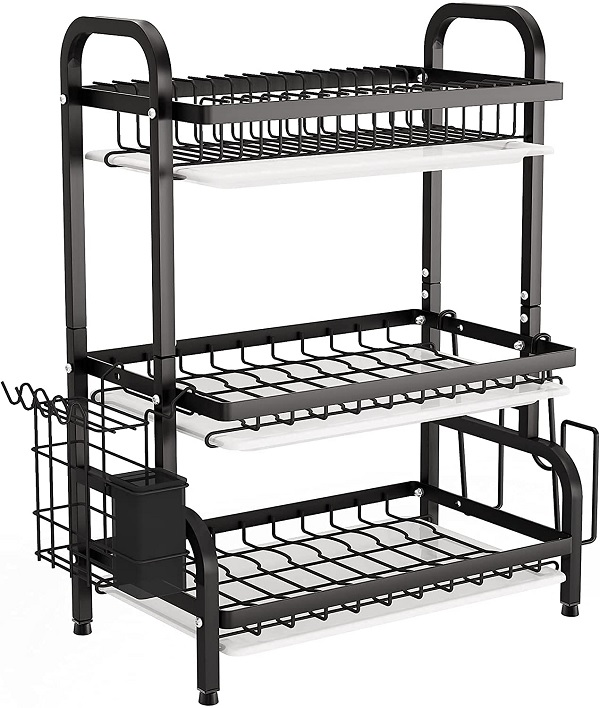 1Easylife Store Dish Drying Rack