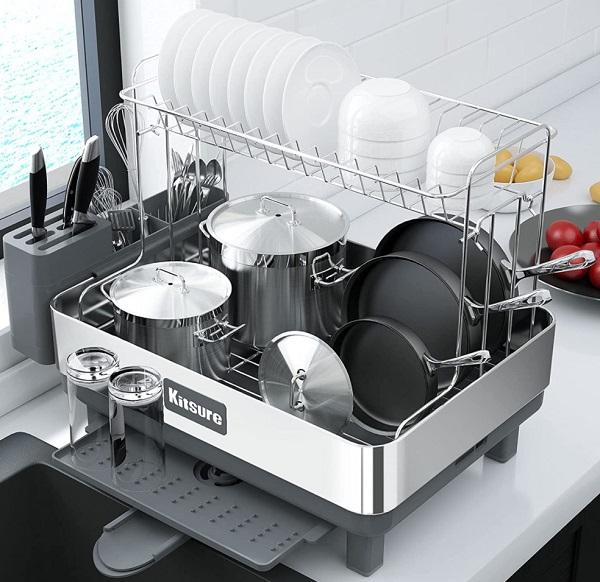 Kitsure Dish Drying Rack