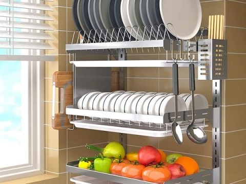 Ten of The Very Best Dish-Drying Racks You Can Buy Right Now