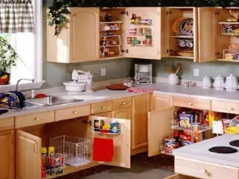 Ten Creative Tips And Tools For Creating More Room In Your Kitchen