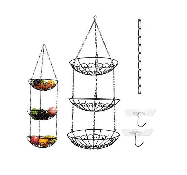 Get Ceiling-Hanging Storage