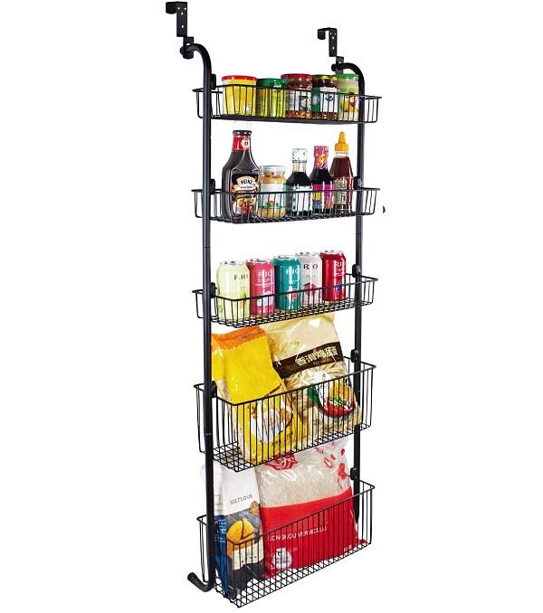 Invest In Pantry Door Racks