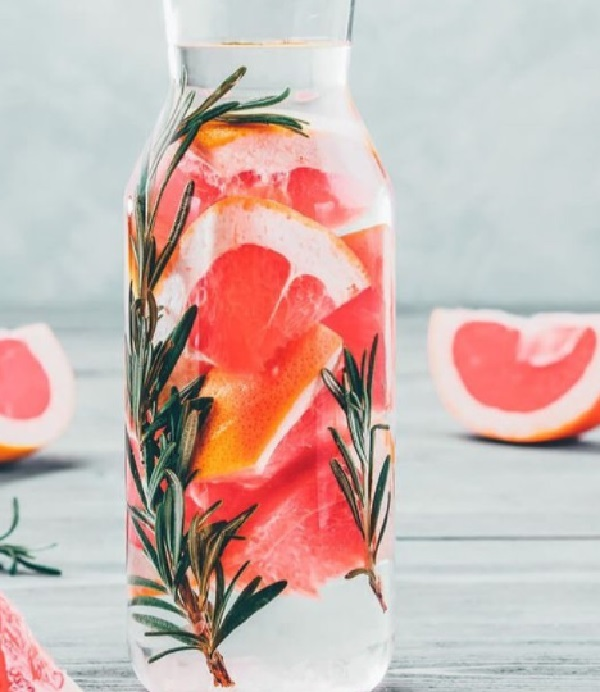 Home-Flavoured Water