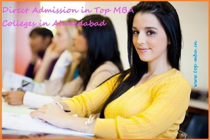 Direct Admission in Top MBA Colleges in Ahmedabad