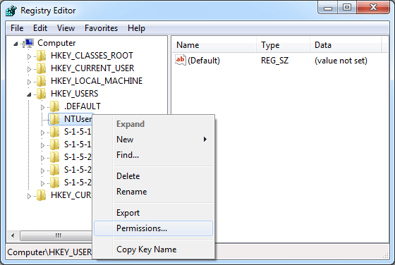 registry-permissions