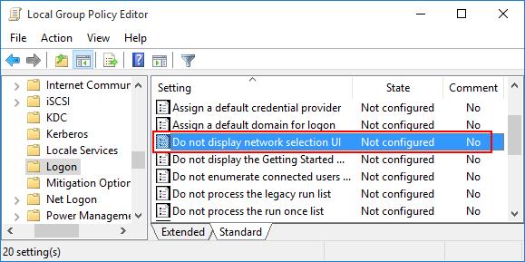 Lock How Icon Remove Screen