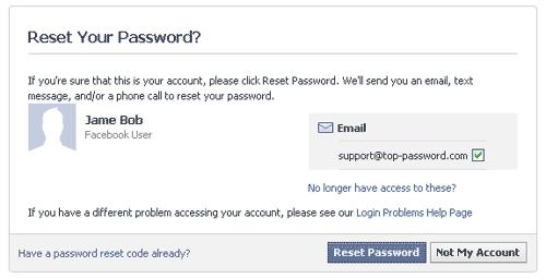 facebook hack   - reset facebook password - Top Best 5 Ways To Hack Facebook Account Password Online : 2018