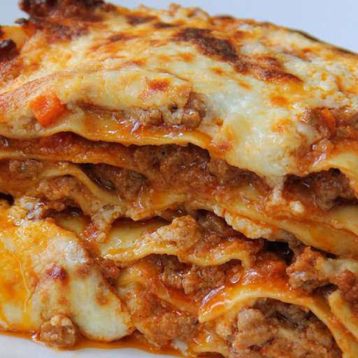 Lasagna & Meat Sauce