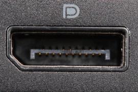 DisplayPort connector