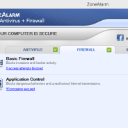 ZoneAlarm firewall tutorial 2 – First steps with ZoneAlarm