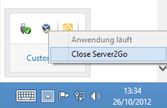shutdown-server2go