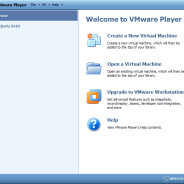 VMware Player Tutorial 2 – Setting up a VM