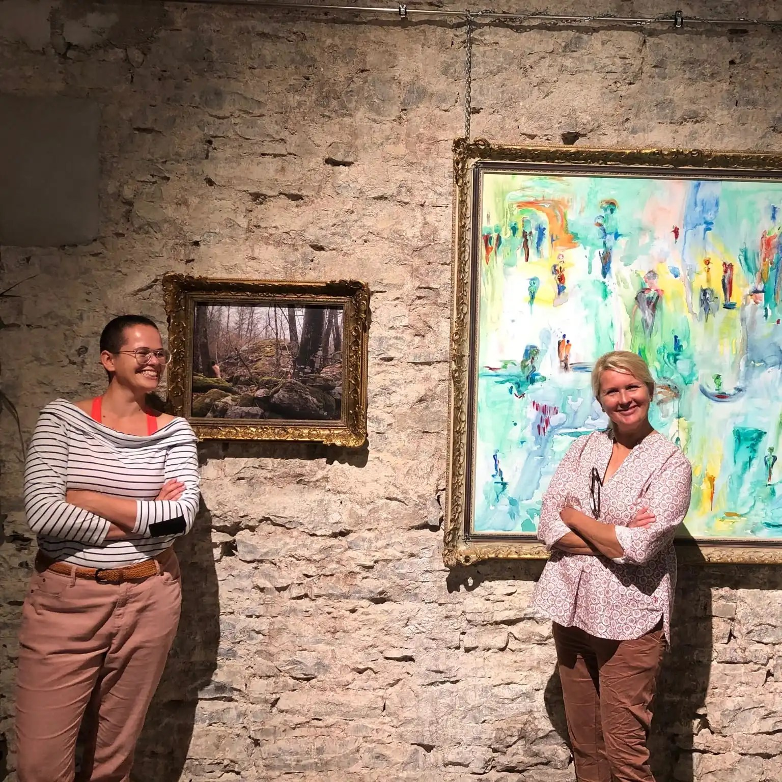Finissage – Acryl meets Foto