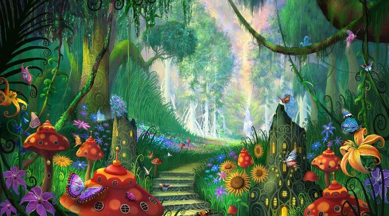 Kako zamišljam idealno dvorište?