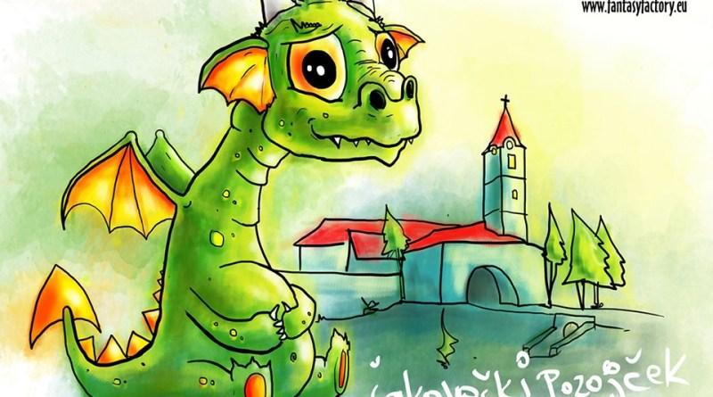 Priče Zmajčeka Pozojčeka: 800-ti rođendan