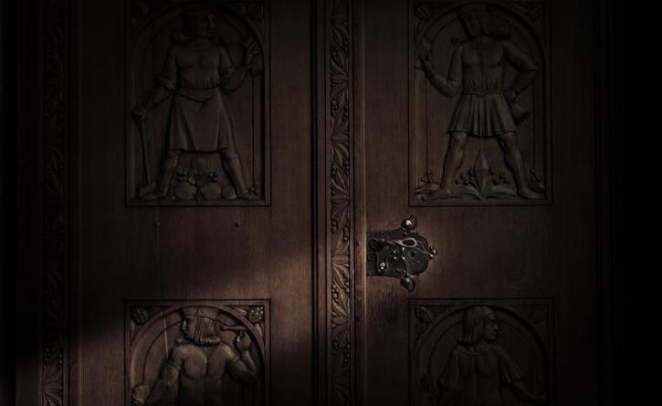 Andrea Biletić: Tajanstvena vrata
