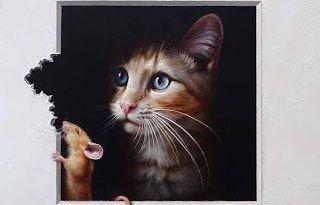 Petra Antolović: Mačka i miš