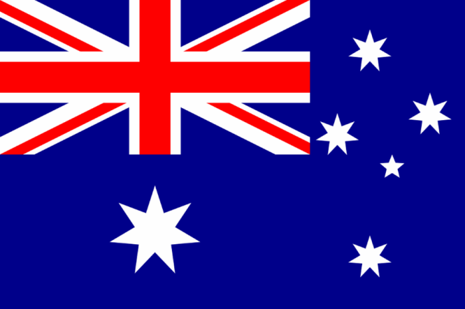 grootste landen vlag australie - TOP 10 LARGEST COUNTRIES OF THE WORLD BY SIZE