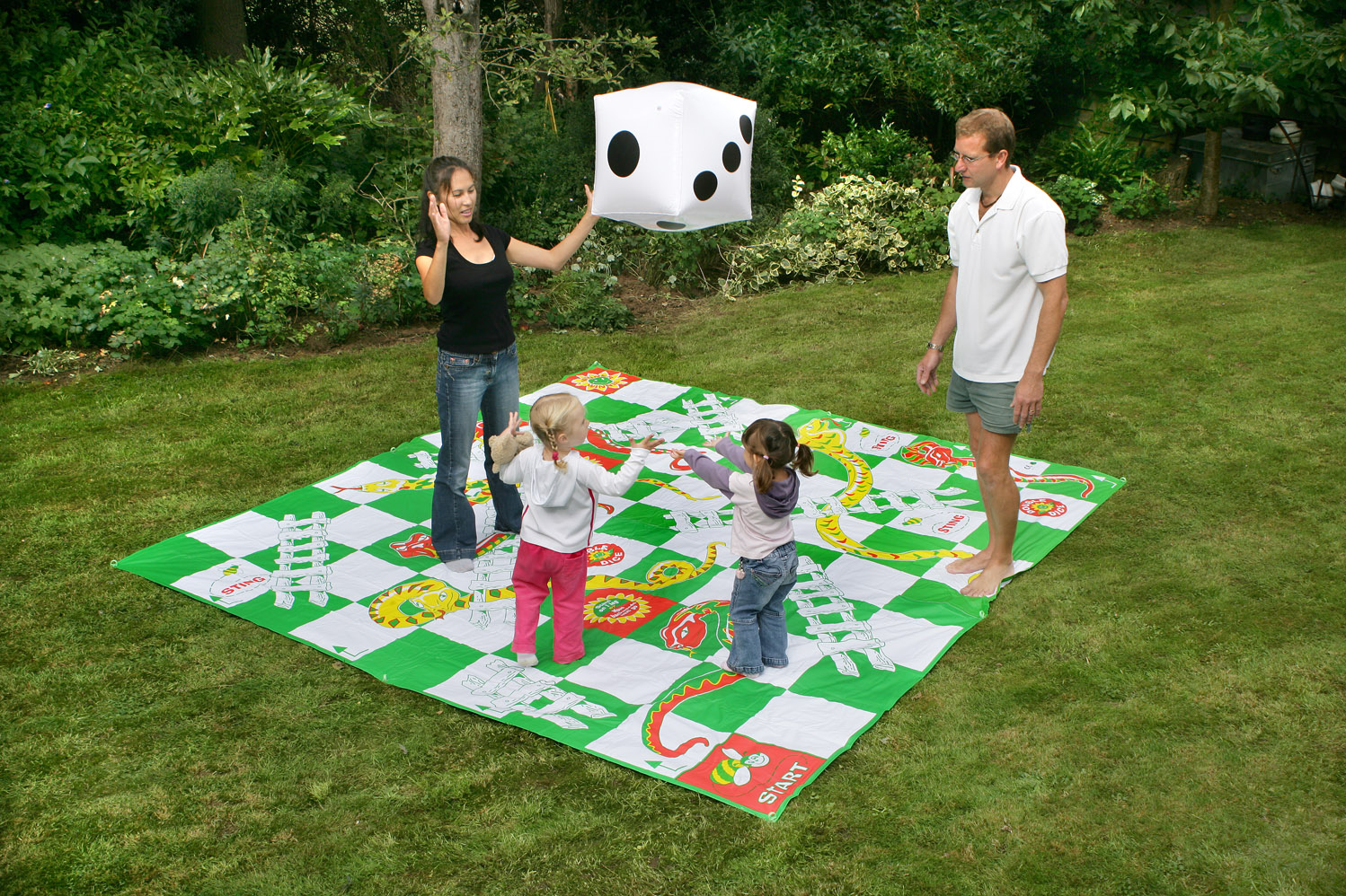 Large Outdoor Childrens Games