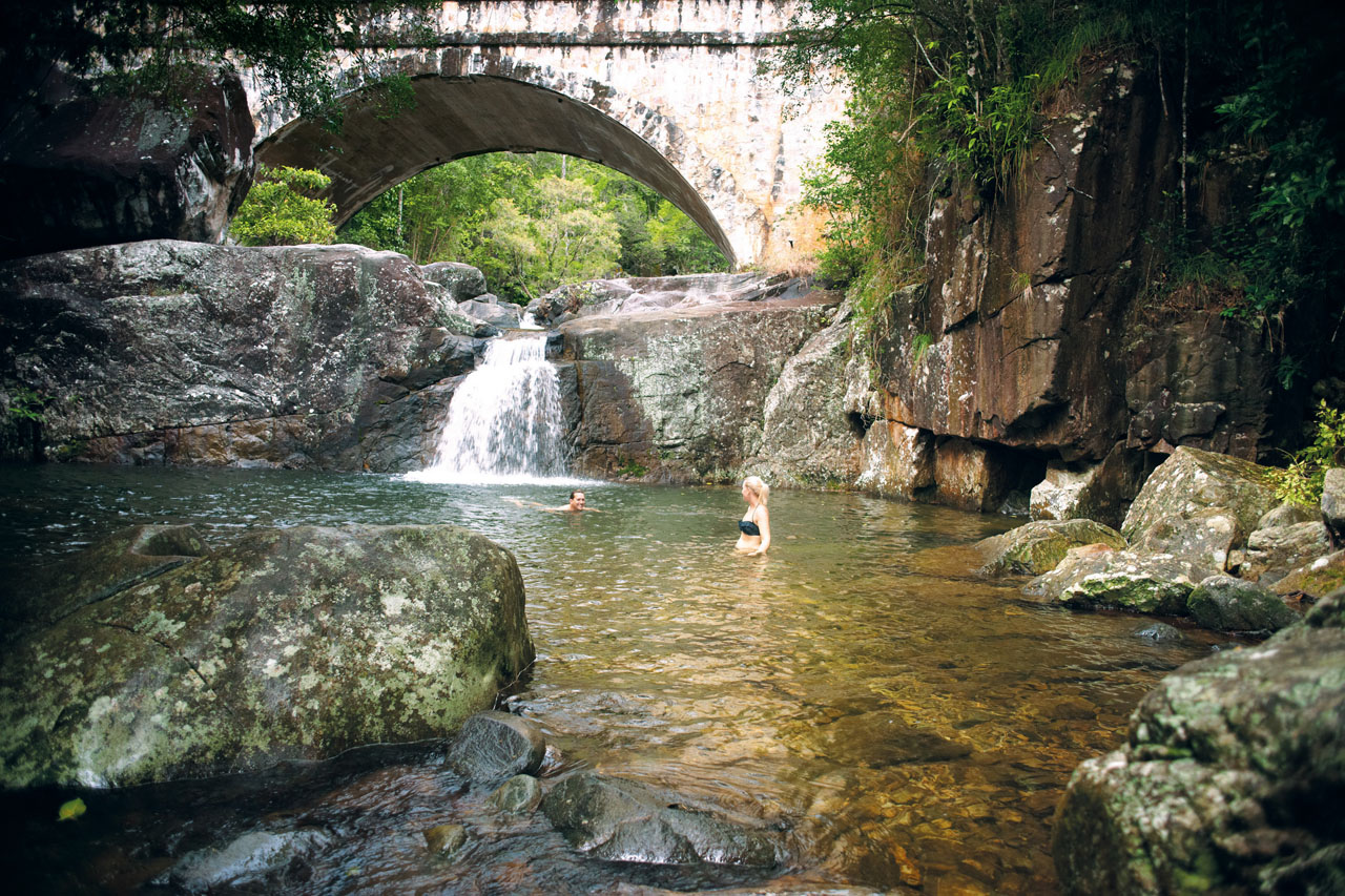 The Mystery Of Crystal Creek Revealed Top 100 Experiences