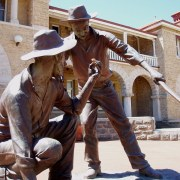 perth mint sculptures
