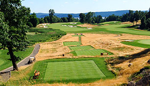 New York   Best In State Golf Courses Hudson National