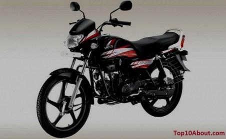 Top 10 Fuel Efficient & Best Mileage Bikes in India