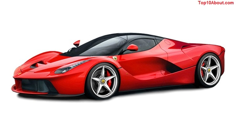 Top 10 Most Expensive Cars in the World 2016