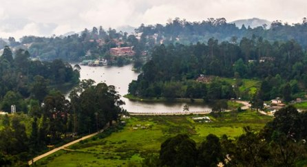 Top 10 best monsoon destinations to visit in India
