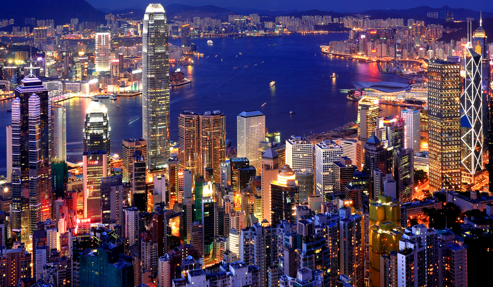 Top Nations in Asia – A Survey on Asian Countries - hong kong
