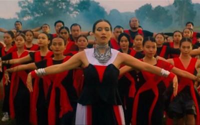 Malaysian Artist Alena Murang's 'Warrior Spirit' MV Wins Two Awards At IMVA 2021