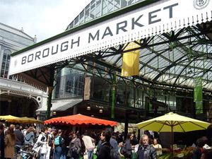 Los 10 mercados de Londres más famosos