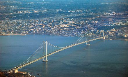 Los 10 puentes colgantes más largos del mundo