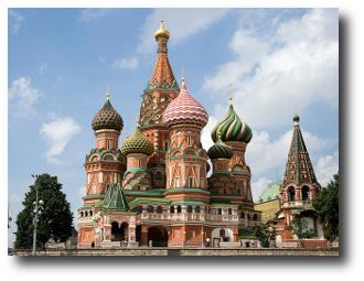 Los 10 mejores atractivos turísticos de Rusia