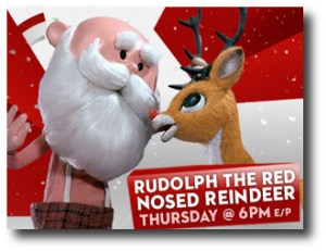 2. Rudolph the Red Nosed Reindeer