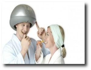 7. Head massager