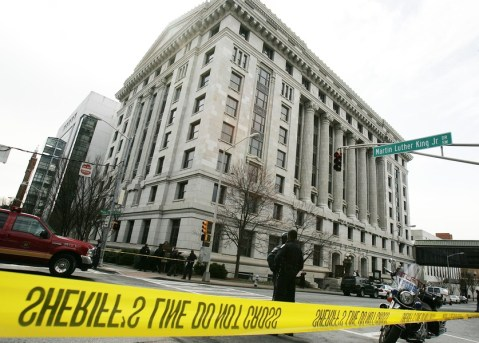 Judge Killed At Atlanta Courthouse