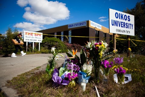 Oakland Christian University Shooting Suspect One Goh To Appear In Court