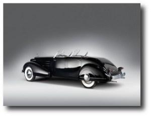 5. Cadillac Sixteen Custom Phaeton 1937