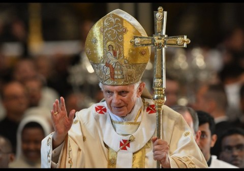 VATICAN-POPE-CARDINALS-MASS