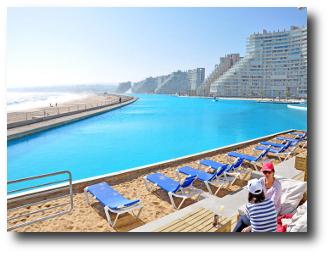 Los 10 hoteles con las piscinas más impresionantes