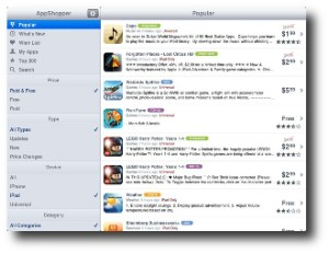 10. AppShopper