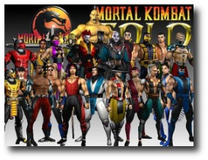 3. Mortal Kombat