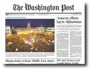 5. The Washington Post