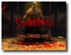 7. Splatterhouse